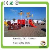 Parque Infantil exterior multifuncional/Virtual Parque Infantil/parque de diversões (TY-70591)