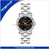 Reloj de pulsera de cuarzo de moda para dama