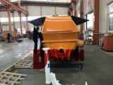 Насос 7m3/Hour малого гидровлического Двойн-Поршеня конкретный для готового намочил смешивание, тугоплавкий бетон