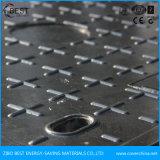 coperchio di botola chiudibile a chiave composito di 600X600mm SMC