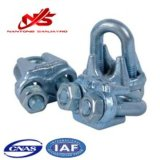 Fabricant malléable Wire Rope Clip de type normal