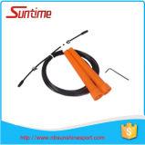 Corde de saut neuve de câble de vitesse d'arrivée, corde de saut, corde de saut à grande vitesse réglable, corde de saut de Crossfit