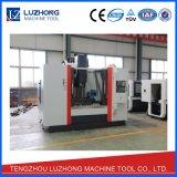 Центр высокого качества филировальной машины VMC1060 CNC вертикальный подвергая механической обработке