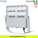 Indicatore luminoso di inondazione sottile di alluminio di IP66 100W LED per la corte di sport