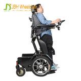 Multifunktionsc$e-energie mechanisch unterstützter stehender Rollstuhl Z01 für heißen Verkauf