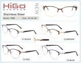 Optische Glazen Van uitstekende kwaliteit van het Metaal van de Modellen van de Manier van de Fabriek van Wenzhou de Roestvrije
