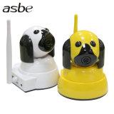 1.0MP Inalámbrico 720p perro Smart Baby Monitor de la cámara IP WiFi cámara interior