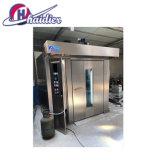 De grote Ovens van de Rekken van de Ovens van de Grill van de Capaciteit Dubbele 64 Dienbladen voor Restaurant