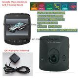 De nieuwe MiniGPS van het Streepje 2.0inch Auto DVR van het Logboek met Sony Imx 322, de Camera van de Auto van de Visie van de Nacht, de Digitale Videorecorder van de Auto FHD1080p, de Zwarte doos van de Auto 5.0mega, GPS Drijver dvr-2414