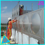 아시아에 있는 식용수 음식 급료 304 스테인리스 물 탱크