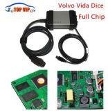 熱い販売の完全なチップ2014D Vidaダイスはプロa+Qualityの緑のボード完全な機能OBD2診断のスキャンナーをさいの目に切る