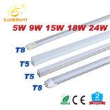 Lampadina chiara Light&Tube di E27 E14 5W SMD RGB LED con Pric poco costoso