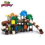 Slide de animais ao ar livre de alta qualidade equipamentos de playground