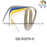 Sunbow 600Vの正常な壁のPolyolefinの熱の収縮の管の2:1