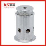 Le réservoir en acier inoxydable de vide sanitaire de régler la valve de reniflard