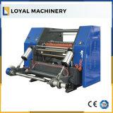 Hoge snelheid die Machine voor de Lijn van de Snijmachine van de Band van het Schuim van het Broodje scheuren