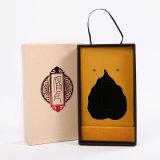 Impresa personalizada joyería artesanal Papel Caja de regalo para el colgante