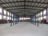 Industrial Hot-Rolled Sección H-Edificio de estructura de acero prefabricados