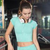 Les femmes OEM dry fit T-Shirt Fitness Sport porter des T-shirts