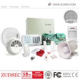商業及び住宅の使用のためのPSTN GSMの侵入者アラーム