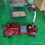 Accionado por batería de 4 ruedas Scooter eléctrico para discapacitados viajes al aire libre