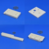 正方形の形の微小孔フィルター高く処理し難く長い耐用年数Al2O3の陶磁器の基板