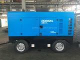 KAISHAN BKCY-17/17 Remolque montado 260CV del motor Diesel compresor de aire de tornillo
