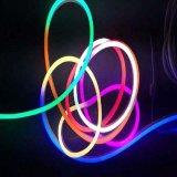 高品質のケイ酸ゲルPVC LED車のロゴの照明のためのネオン屈曲のストリップ