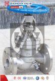 ASME 2 '' Stahl-industrielles Kugel-Ventil des Gussteil-1500lb
