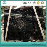 Китай космос черный/черными мраморными плитками на полу для слоя