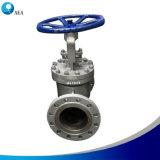 GOST 5762 van China de Cryogene Hoge druk Van een flens voorzien Py63 Prijs Uit gegoten staal van de Klep van de Poort Py160 van Py100 Z44