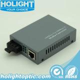 Convertisseur de support Gigabit Ethernet pour l'équipement à fibre optique