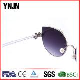 Lunettes de soleil de plot réflectorisé d'OEM de la Chine d'espace libre d'achat en vrac de Ynjn (YJ-F83761)