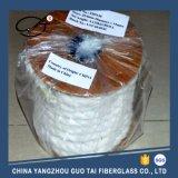 Corda rotonda della fibra di ceramica di alta qualità per il materiale dell'isolamento termico
