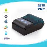 Принтер Bluetooth Android Zkc 5804 58mm беспроволочный ручной миниый термально для компьтер-книжки