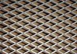具体的な補強の網によって拡大される金属の網