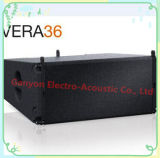 Vera36 + S33 Line Array System, caja de altavoces para exteriores, altavoz profesional
