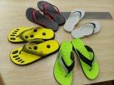Blazende Pantoffels van de Lucht van het Type van schijf de Plastic/Sandals die Machine maken