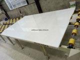 Venda quente de azulejos de mármores brancos puros da China natural / laje / etapas / bancada