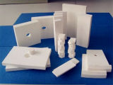 Кирпич высокого глинозема глинозема 92% 95% керамический выравниваясь для транспортировать оборудование