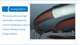 Incubateur équipé actionné solaire d'oeuf de caille de volaille à vendre la Zambie