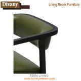 椅子のスタック可能椅子を食事するテラスの籐椅子の藤の椅子