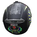 のためのまたは下り坂の太字のオートバイのヘルメットモトクロス