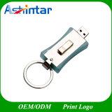 Thumbdrive 기억 장치 섬광 USB 지팡이 금속 열쇠 고리 USB 섬광 드라이브