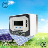 自動USBとの45A 24Vか太陽エネルギーまたはパワー系統のコントローラ