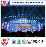 Panneau d'affichage à LED à LED haute résolution P4 SMD