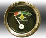 기계적인 측정 온도 표시기 또는 미터 또는 온도계 또는 온도 계기 또는 표시기 또는 전류계 또는 측정 계기 또는 압력 계기