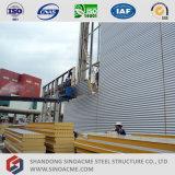 Alta costruzione della struttura d'acciaio dell'indicatore luminoso di aumento