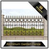 高品質の装飾的なカスタマイズされた使用された錬鉄のアルミニウム庭の塀のパネル