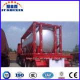 20FT 24cbm de Container van de Gashouder van het LNG van LPG van ISO met Certificaten Csc